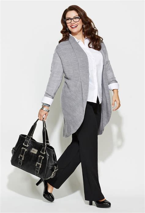 how to dress professional overweight woman 17 elegant plus size work wear outfits combination ideas