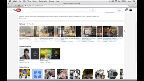youtube layout broken chrome the broken new youtube channel layout and how to fix it