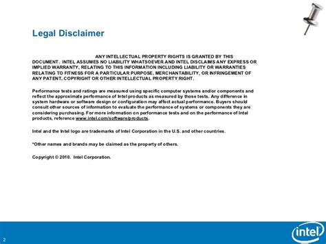property disclaimer template binary instrumentation dc9723
