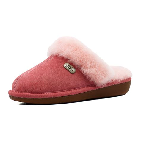 ugg slippers pink ozlamb ugg s slippers pink ozlamb ugg the home