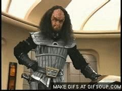 klingon gif find & share on giphy