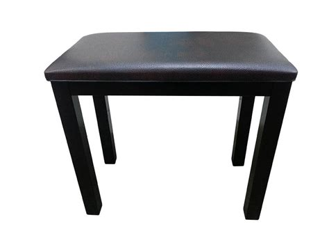 Piano Stool by Broadway Piano Stool For Sale Single Non Adjustable