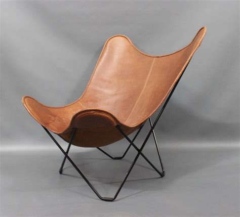 hardoy butterfly chair leather quot butterfly quot chair designed by jorge hardoy