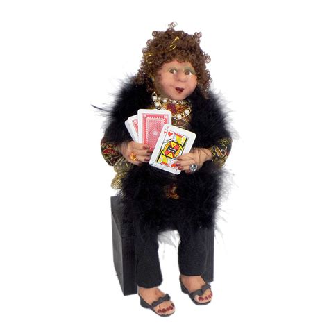 Card Player Gifts - card player character doll
