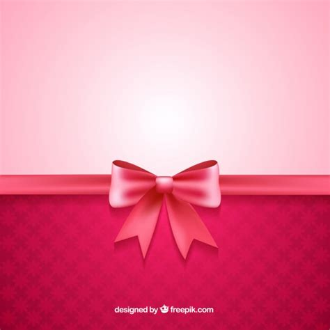 wallpaper ribbon cute cute ribbon card vector free download