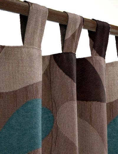 Brown And Teal Curtains Brown Curtains Teal And Curtains On Pinterest
