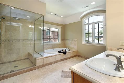 Glass Bathroom Showers Glass Frameless Shower Doors For Your Bath Remodel Project Traba Homes