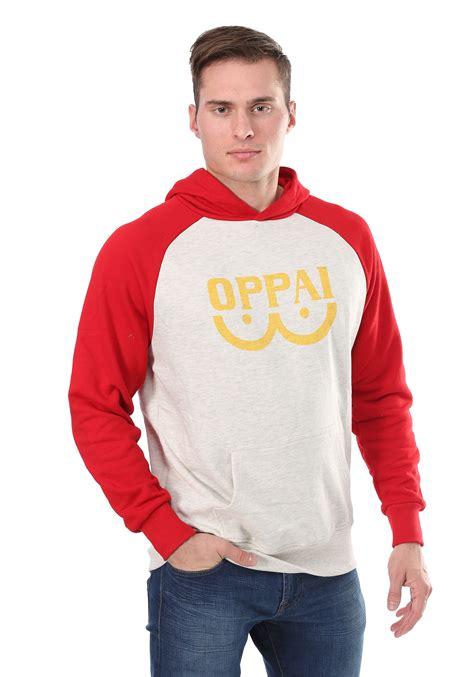 one punch oppai hoodie