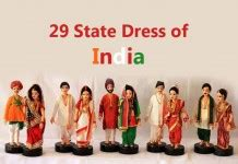 29 indian states and their dress codes! | bumppy