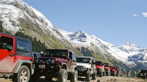 jeep trails near colorado springs colorado jeep tours four wheeling in colorado colorado