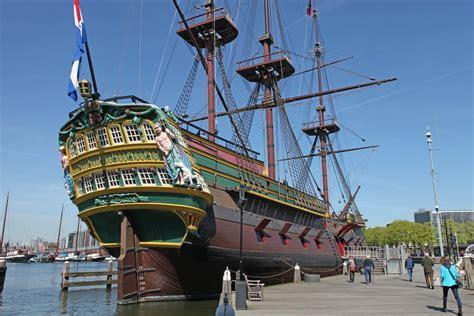 scheepvaartmuseum amsterdam schip panoramio photo of nl voc schip amsterdam