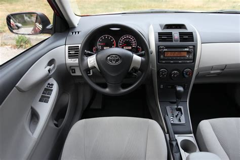 2012 Corolla Interior by Autos Ca Forum Help The New Sir Osis Mobile