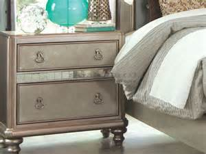 coaster 204181 bling bedroom collection