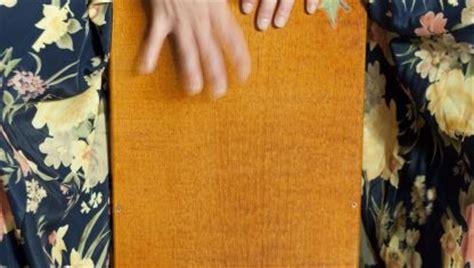 como hacer  cajon flamenco bricomania