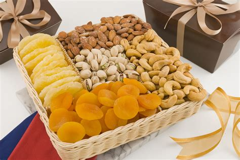 fruit and nut baskets fruit and nut basket nuts gift baskets nut baskets nut