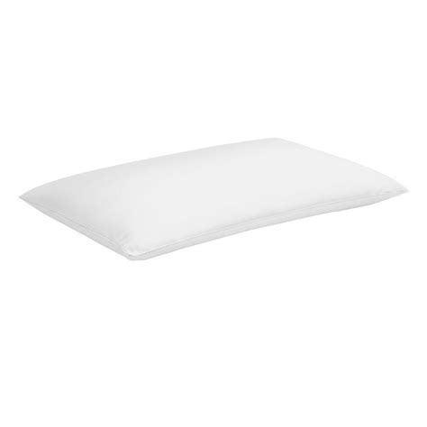 biopedic classic comfort memory foam bed pillows 2 pack