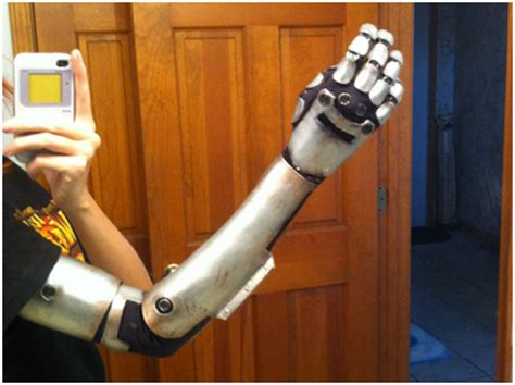 5 ways to make cyborg arms for your cosplay – the cosplay