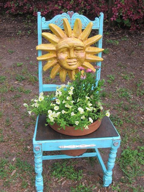 Chair Planter by 22 Cool Chair Planter Ideas For Home And Garden Balcony