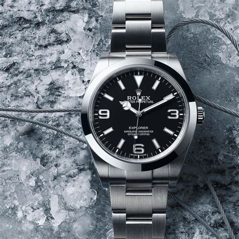Rolex Explorer Silver Black the 25 best rolex explorer ideas on rolex