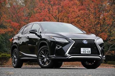 """レクサス rx450h """"fスポーツ""""awd 新車試乗記 motor days(モーターデイズ)"""