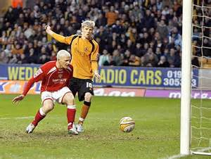 wolves 2 barnsley 0: hands off my league leaders, insists