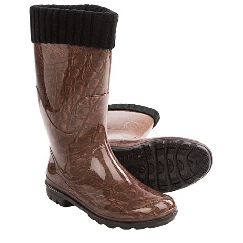 kamik boots for kamik boa rubber boots for 7326k save 55