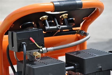 portable air compressor  hp  gallon hulk silent air