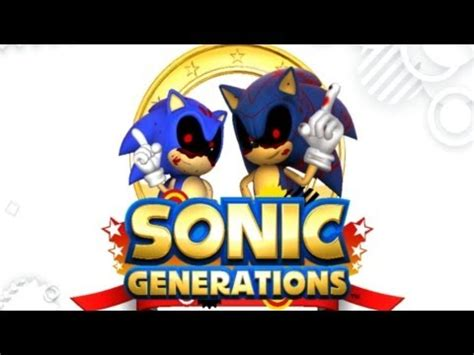 sonic.exe takes over sonic generations | daikhlo