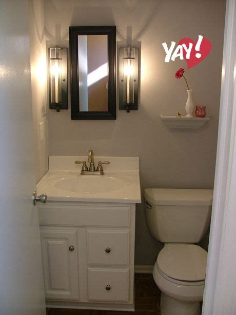 half bathroom remodel ideas best 25 half bathroom remodel ideas on pinterest half