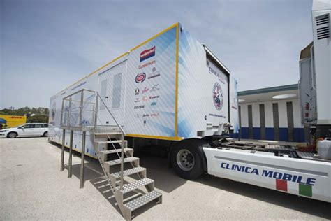 clinica mobile imola in pista con corman si rinnova anche quest anno la