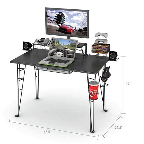 Computer Desk For Gaming by Ultimate Gaming Computer Desk Best Gaming Desks 2019