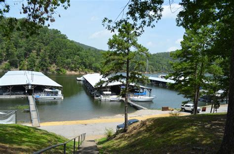 hot springs boat rental marinas lake ouachita