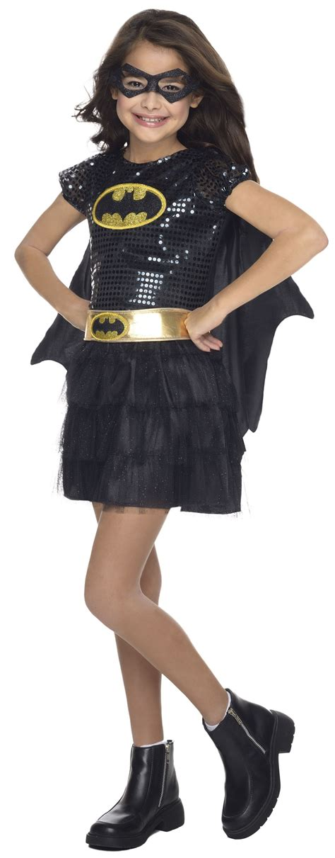 superhero halloween costumes for girls kids batgirl girls super hero costume 46 99 the