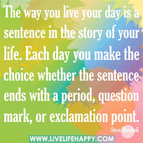 live your 14 days to the best you books the way you live your day is sentence in the story of your