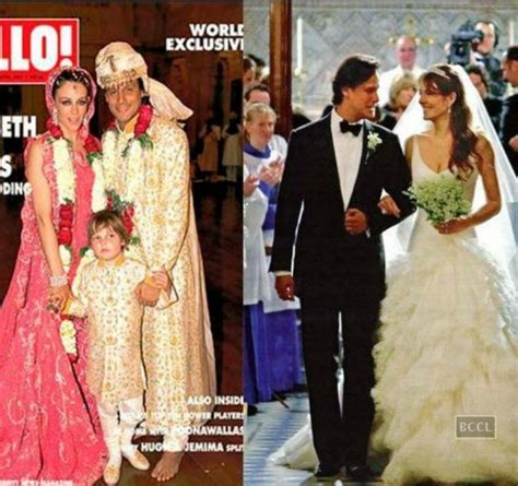 Liz To Wed Nayar In Rs 3 Lakh Sari Liz Hurley Arun Nayar Ibnlivecom Cnn Ibn by These 10 Most Expensive Weddings In The World Will Make