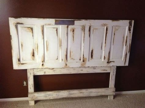 five panel door headboard 17 best images about repurposing and painting on