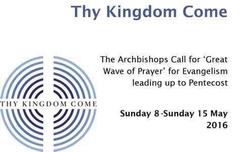 thy kingdom come resources