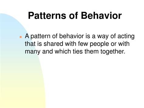 pattern behavior ppt is japan different from other countries powerpoint