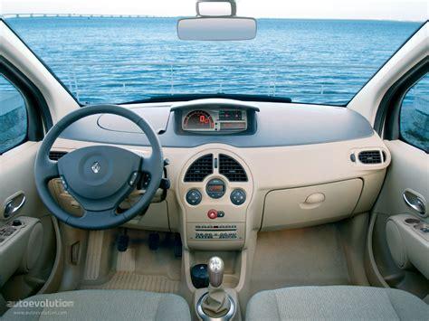 renault scenic 2005 interior renault modus specs 2005 2006 2007 2008 autoevolution
