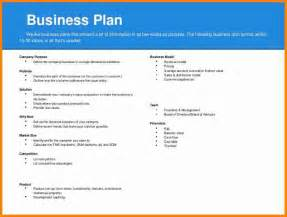 business outline template business plan outline template vertola