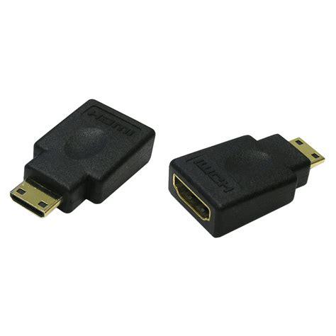 Converter Hdmi Mini To Hdmi hdmi to mini hdmi adapter hdmi to mini hdmi type c
