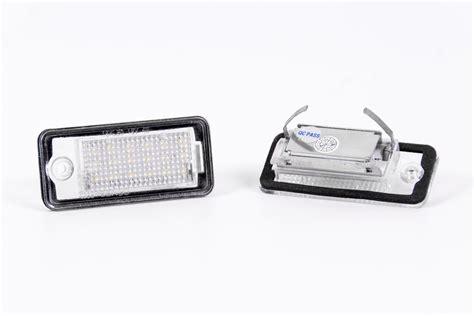 Kennzeichenbeleuchtung Audi A4 by Seitronic 174 Led Kennzeichenbeleuchtung Audi A3 Cabrio E4