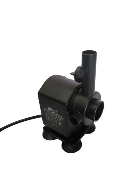 Pompa Aquarium 2000 Liter pompa celup aquarium sp 3800 sentral pompa solusi
