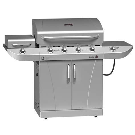 lowes gas grills shop char broil commercial 4 burner 40 000 btu