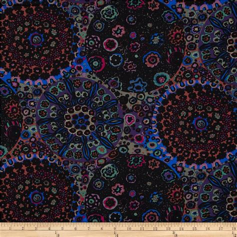 Kaffe Fassett Upholstery Fabric by Kaffe Fassett Collective Mineral Millefiore