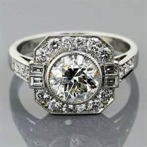 platinum vintage wedding rings vintage platinum milgrain engagement ring platinum