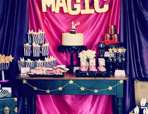 party themes magic magic birthday quot vintage magic party quot catch my party
