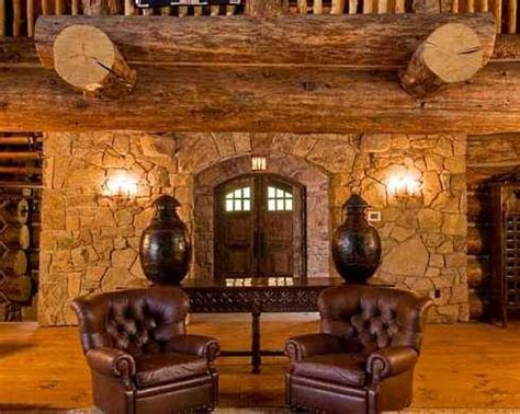 log homes interior designs rustic cabin interior design