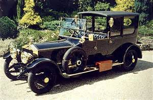 1918 Rolls Royce Car Of The Month August 2003 Rolls Royce Silver Ghost