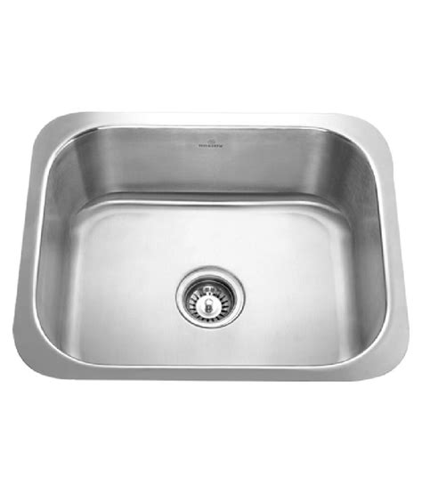 Neelkanth Kitchen Sinks Buy Neelkanth Undermount Nuh 2319 At Low Price In India Snapdeal